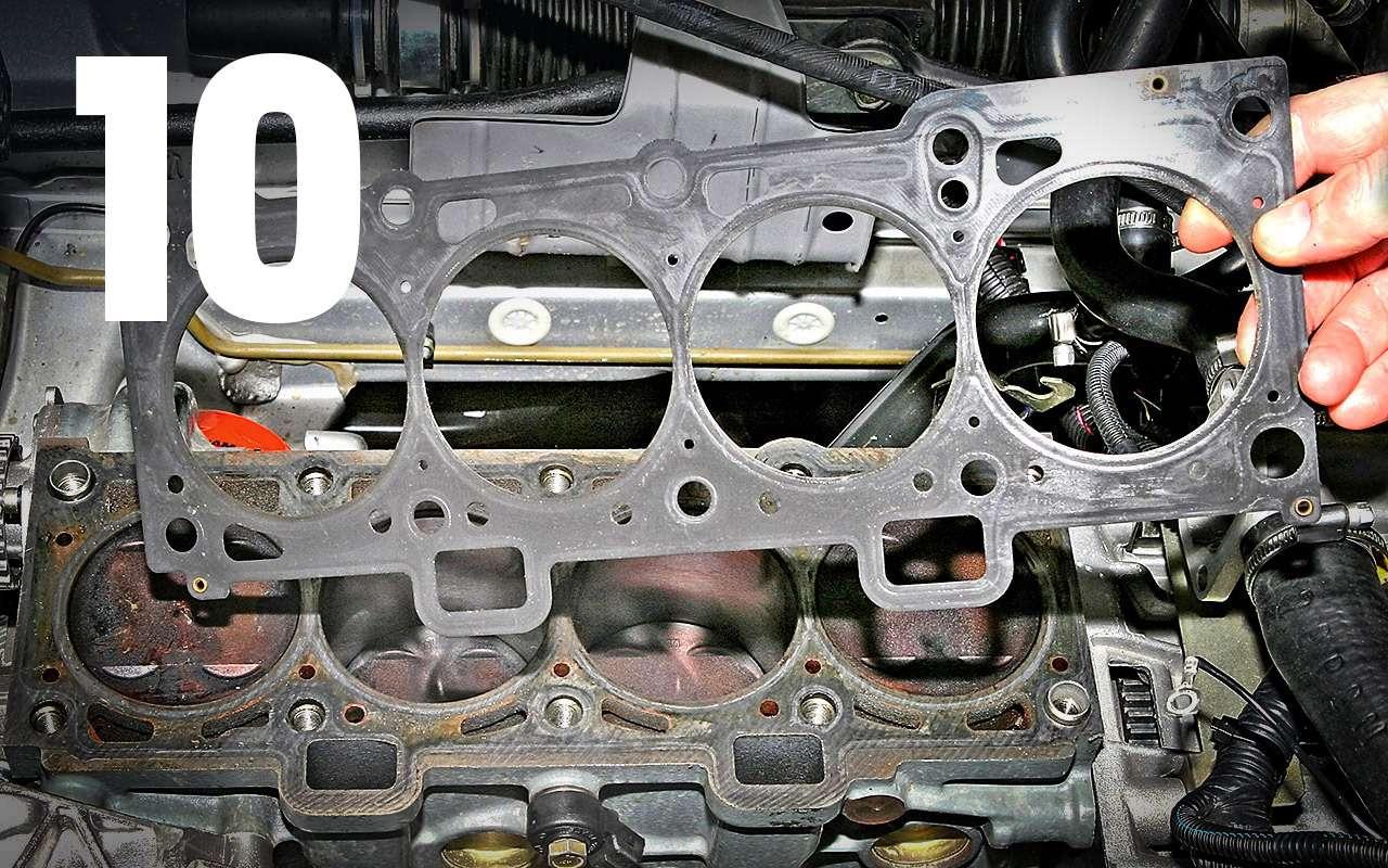 10основных причин, почему мотор жрет масло— фото 780819