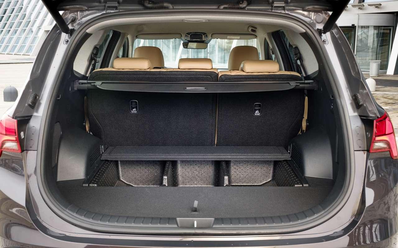 Новый Hyundai Santa Fe— зачто его ругают (ихвалят) первые владельцы— фото 1260304
