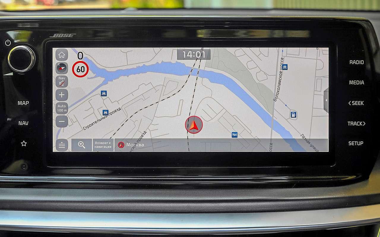 Toyota Camry, Kia K5, VWPassat— большой тест-сравнение— фото 1262479
