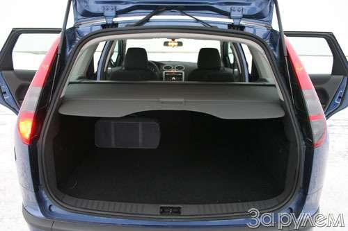 Ford Focus 1.8 TDCi. Запас тяги— фото 62448