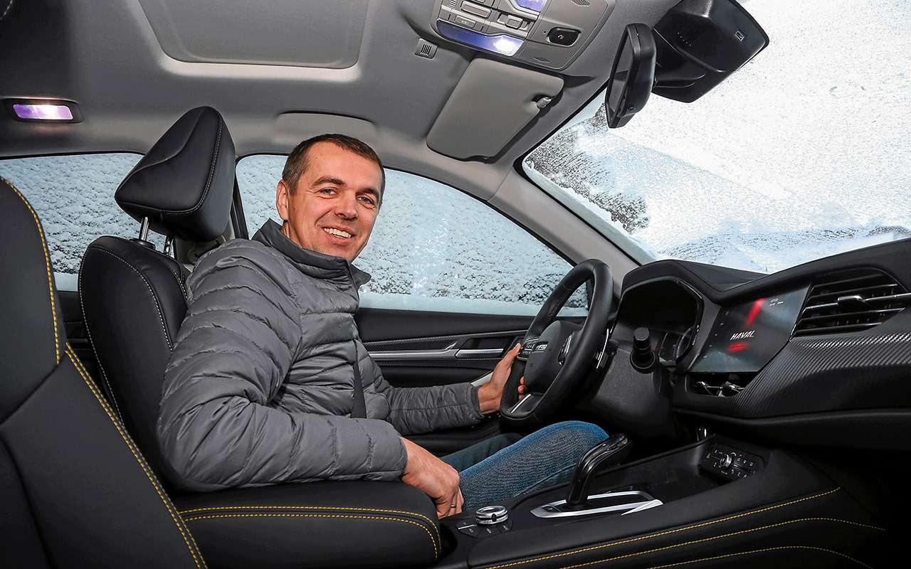 Кросс-купе изКитая, Франции иЯпонии: большой тест «Зарулем»— фото 1079525
