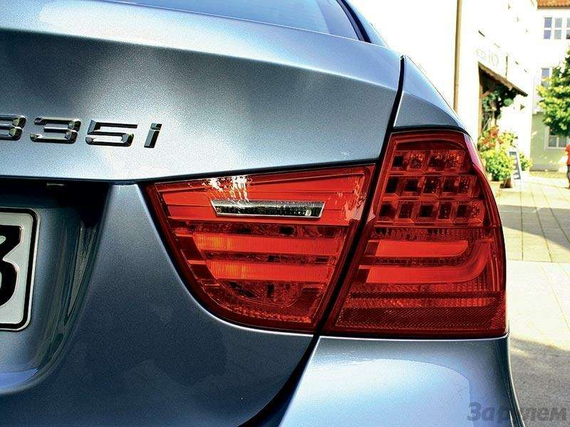 Презентация BMW 3-series: O'zapft is! — фото 89448