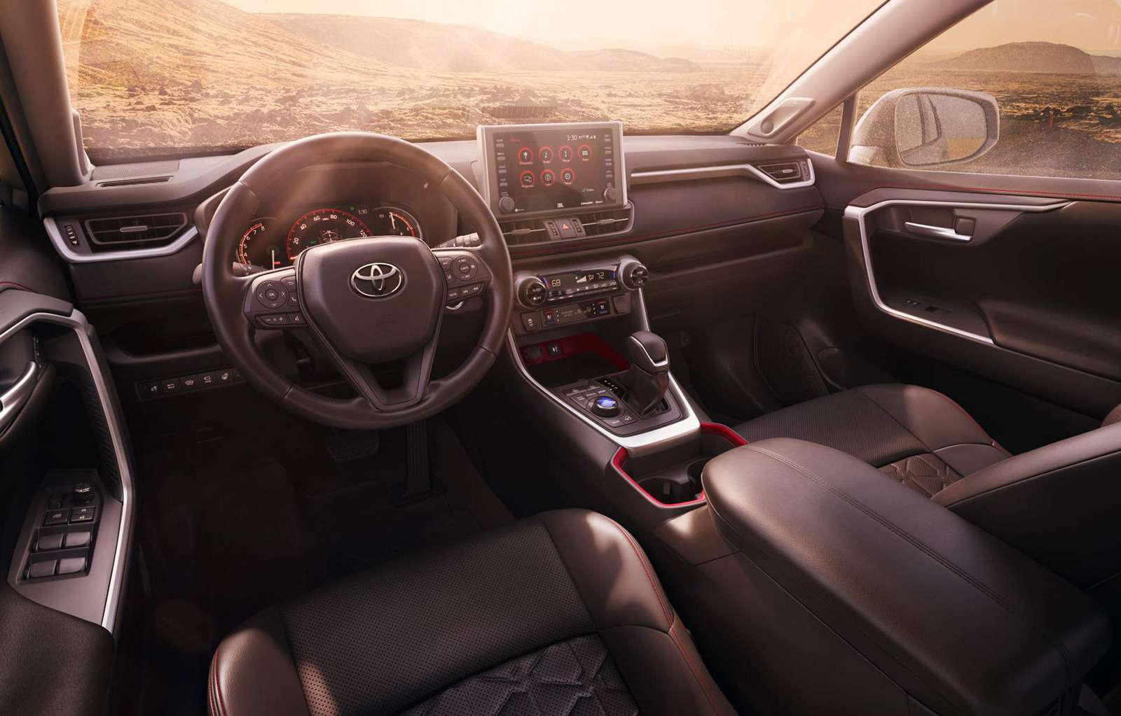 Toyota RAV4 превратили вовнедорожник— фото 947349