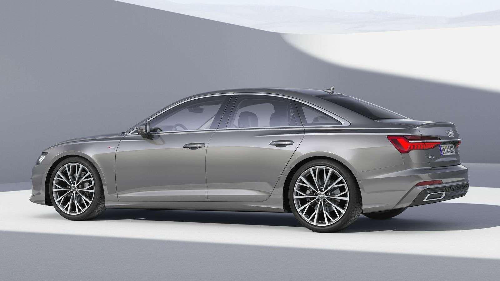 Новый Audi A6: найди десять отличий— фото 849233
