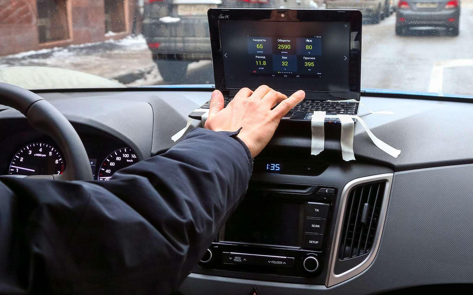 Бортовые компьютеры длябюджетных авто: сравниваем шесть моделей— фото 720022