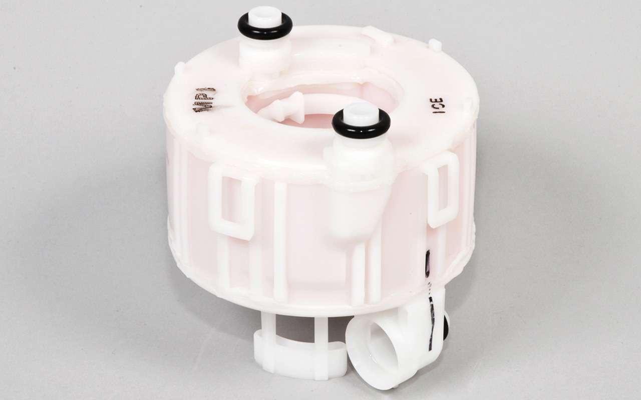 Топливный фильтр: менять или итак сойдет?— фото 824402