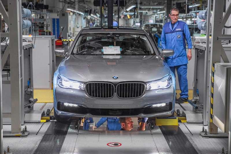BMW создал вКалининграде «дочку» для строительства автозавода