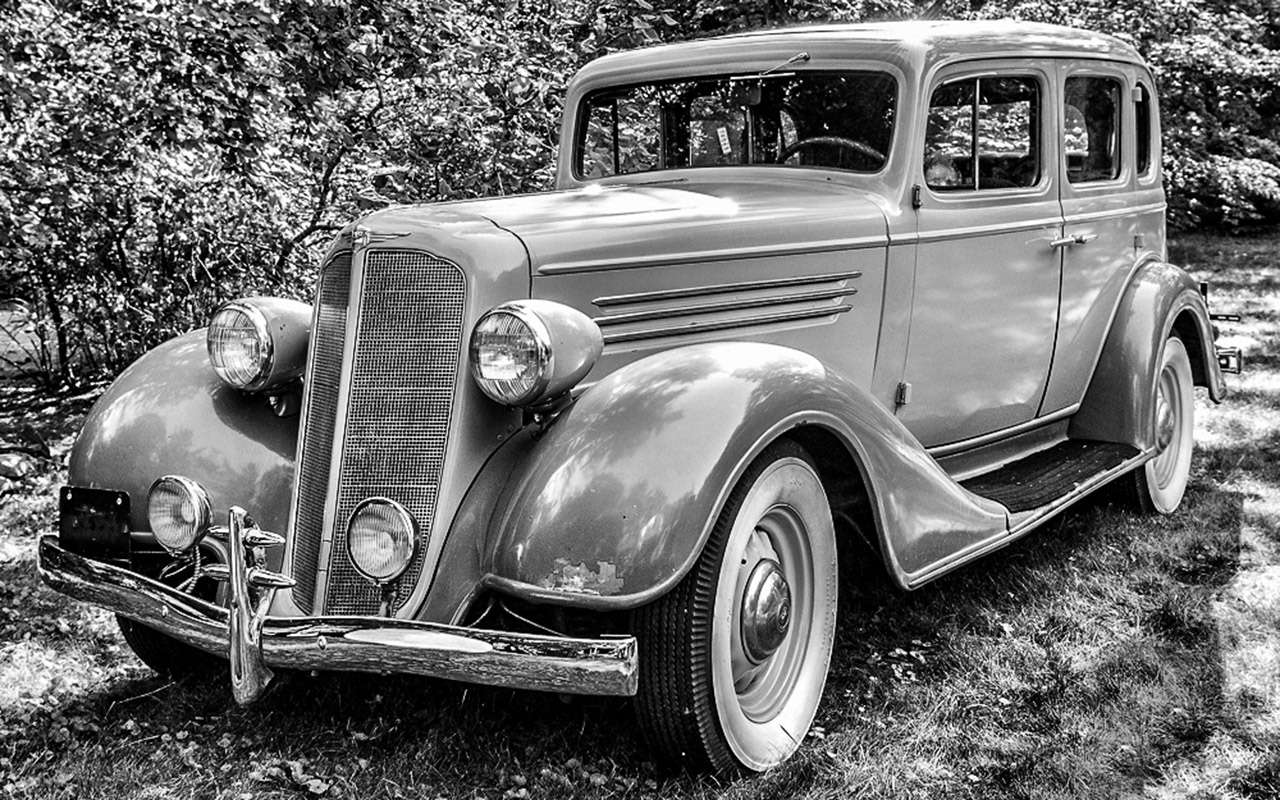ЗИС‑101: изчего сделали первый советский лимузин— фото 935283