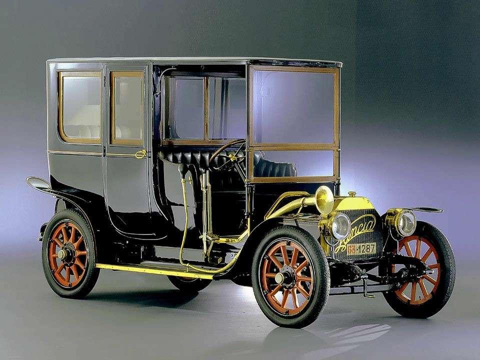 Те, кому за100: самые старые производители автомобилей— фото 589245