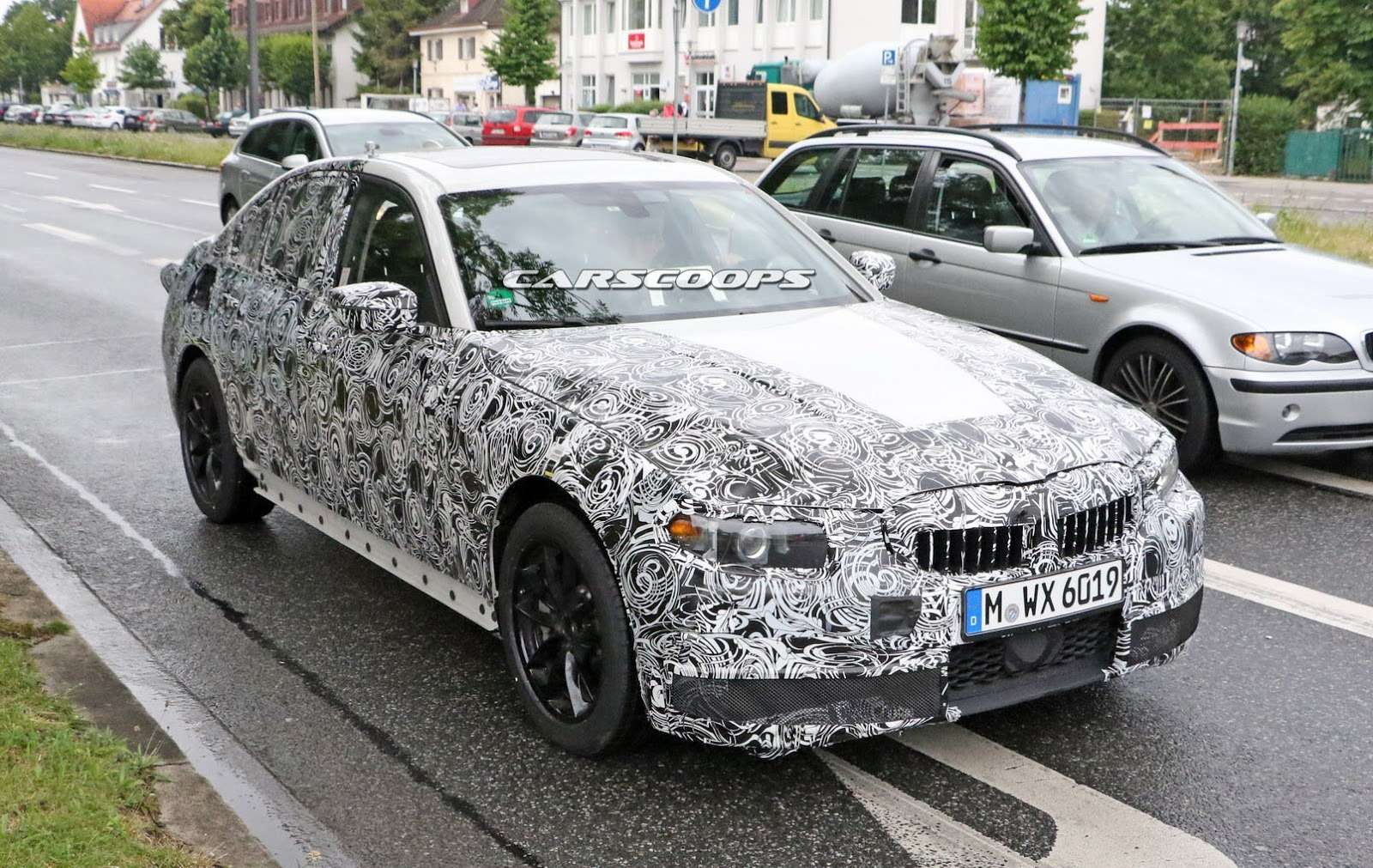 Некак увсех: новая «трешка» BMW показала свой интерьер— фото 616994