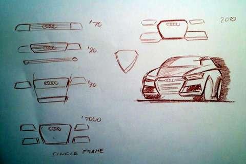 Глава студии концепт-дизайна Audi вМюнхене Ахим Бадстебнер переходит наработу вконцерн Daimler, где онбудет отвечать задизайн экстерьера новых моделей Mercedes-Ben