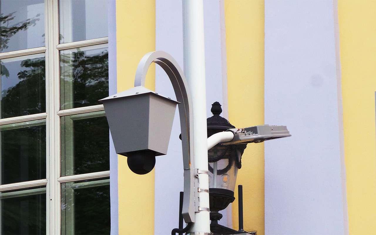 Новые необычные камеры фиксации нарушений проверит прокуратура— фото 872302