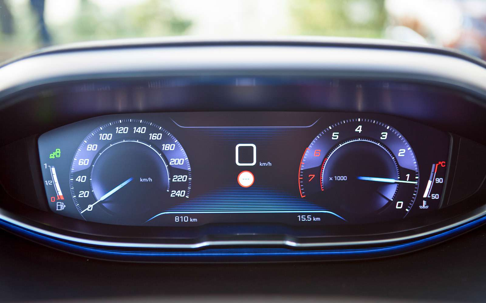 Peugeot 3008 нового поколения: теперь точно кроссовер!— фото 671989