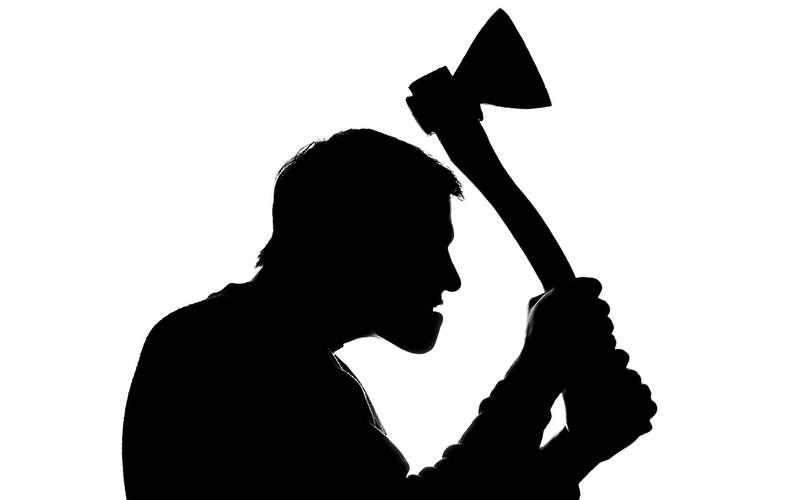 Росгвардия озадачена: вандалы изрубили топором 19машин