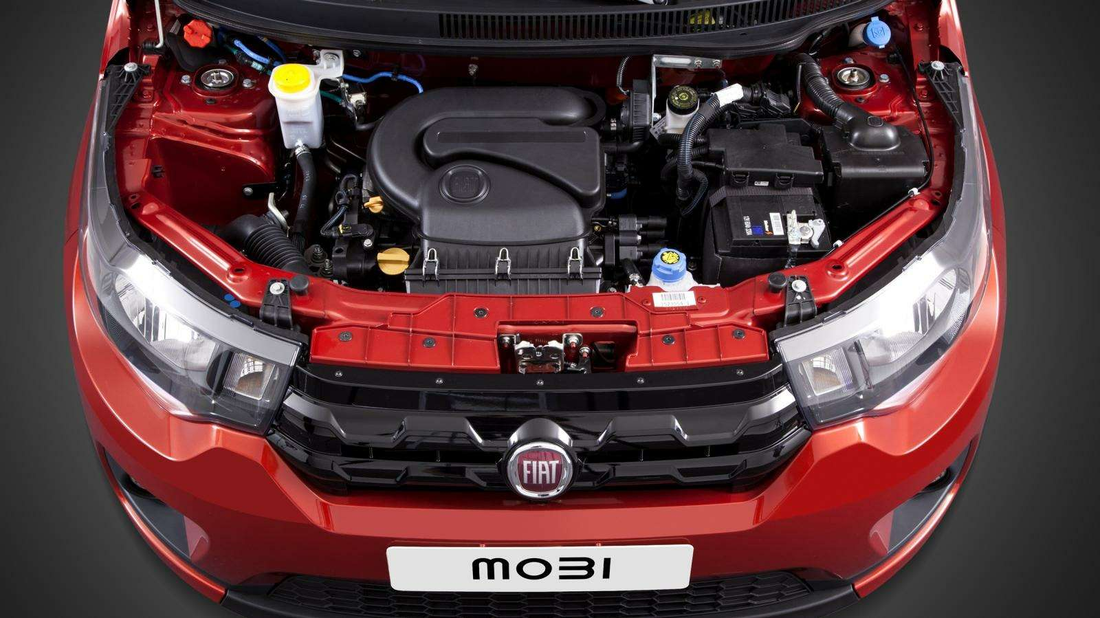 Fiat Mobi— дешево, сердито, по-бразильски— фото 575787