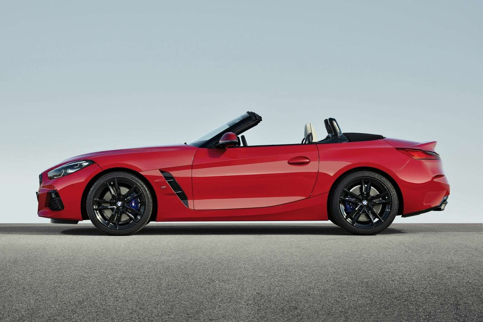 Новый родстер BMW Z4представлен официально— фото 898546