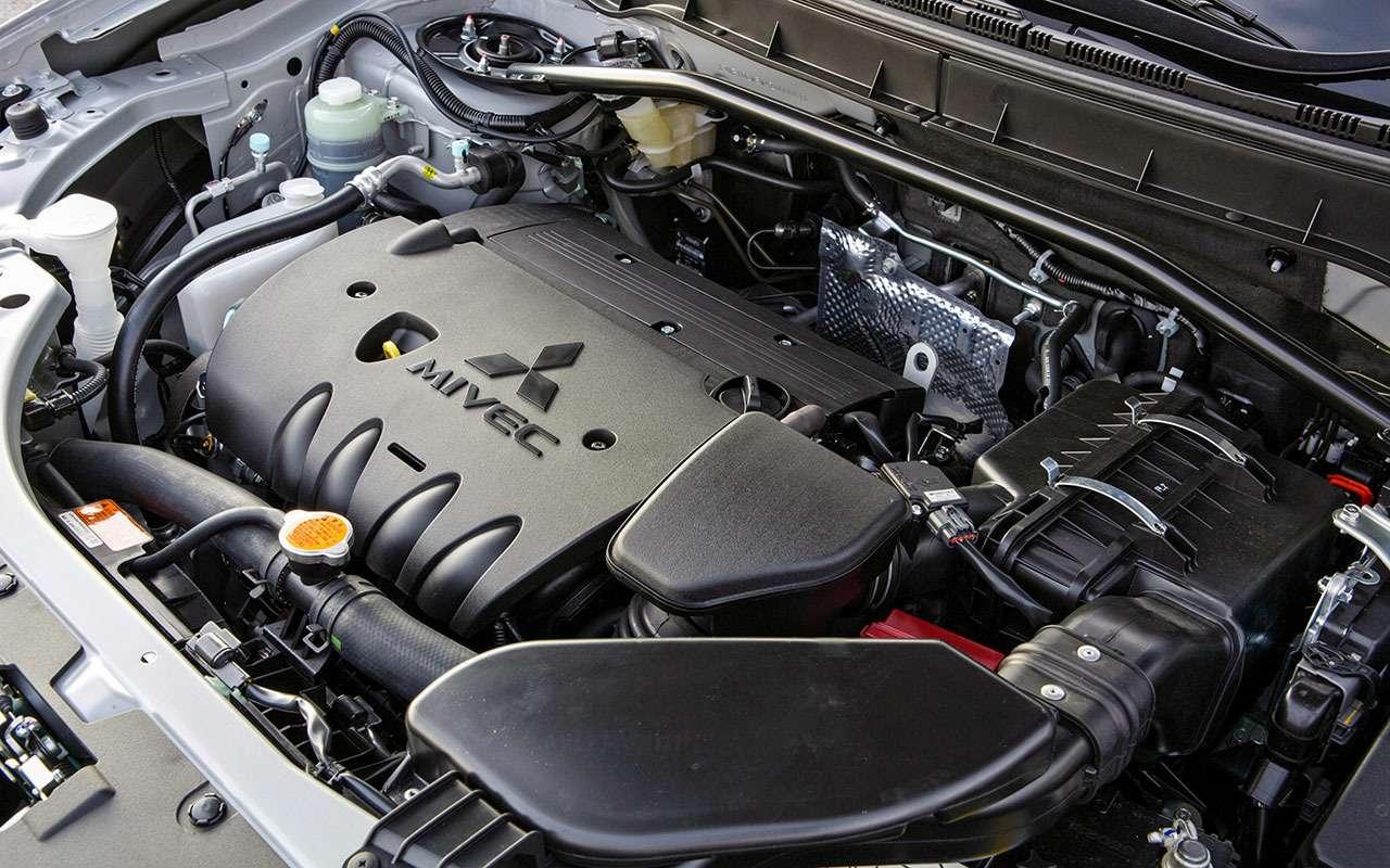 Mitsubishi Outlander навторичке: все его болячки— фото 1146050