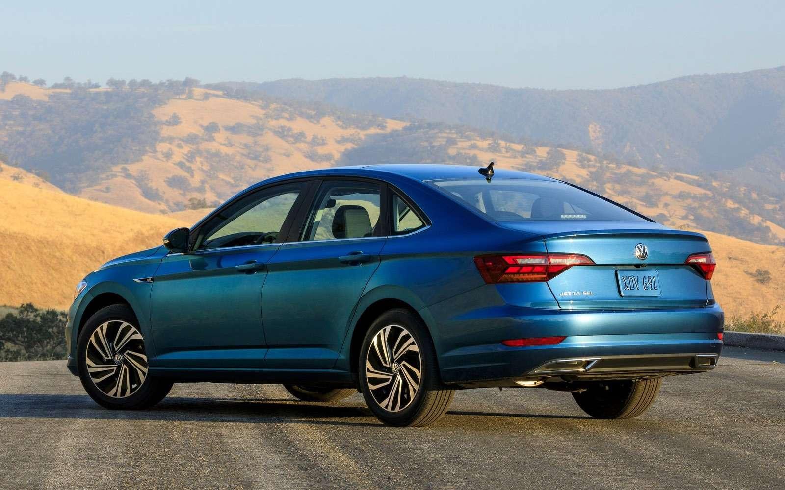 Новый Volkswagen Jetta: один мотор ичетыре комплектации— фото 835843
