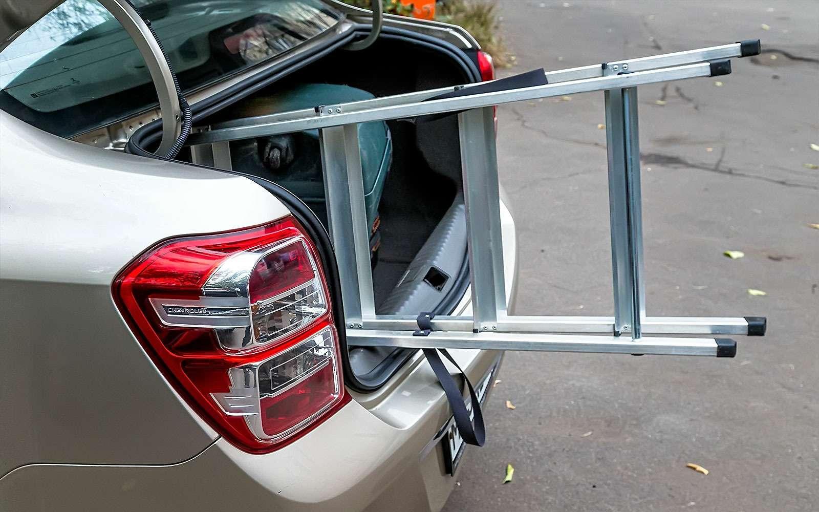 Багажник Chevrolet Cobalt