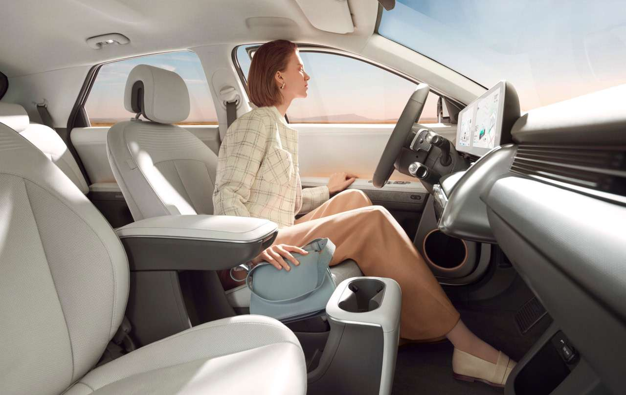 Hyundai Ioniq 5: мировая премьера кроссовера— фото 1225884