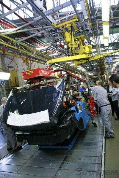 Завод Peugeot вСошо— фото 90242