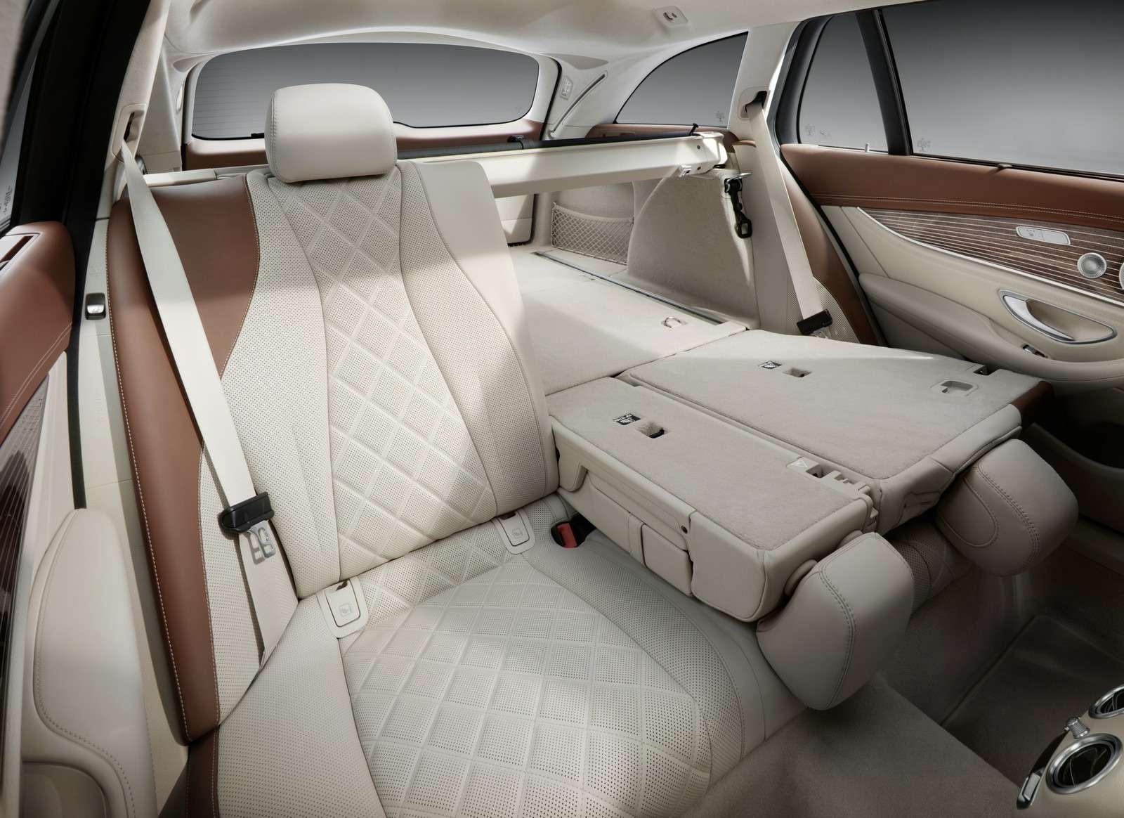 Новый универсал Mercedes-Benz Е-класса: шестой, юбилейный— фото 595702