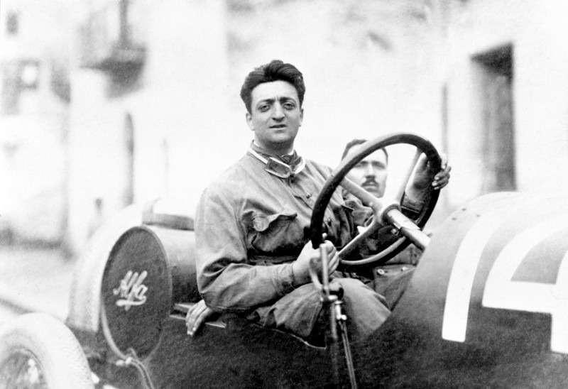 7 Enzo Ferrari nocopyright