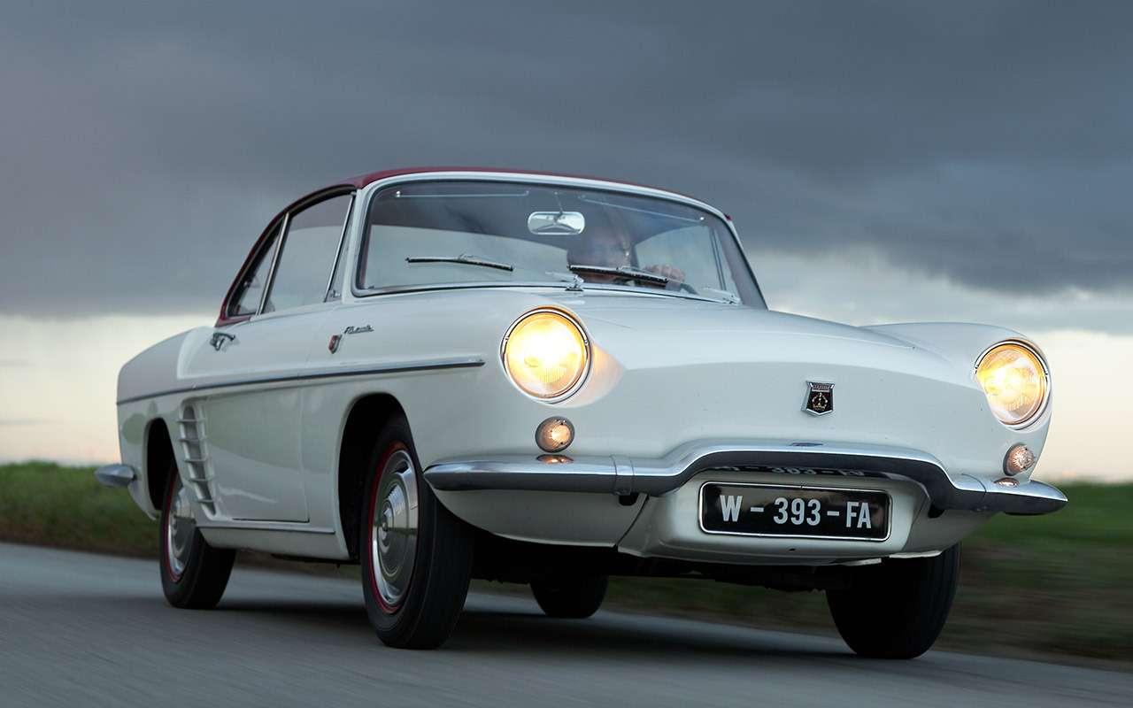 Модели Renault— великие инезнакомые— фото 915679