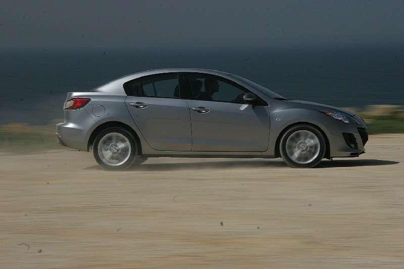 Mazda3: Прощай молодость— фото 92660