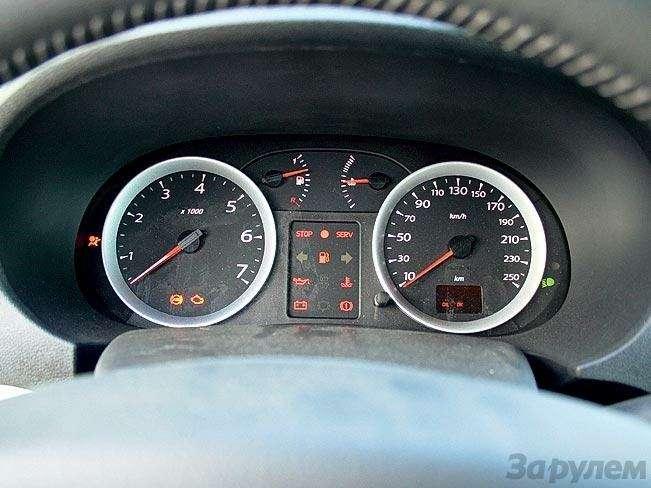 Презентация Renault Symbol: аизтретьего окна…— фото 89480