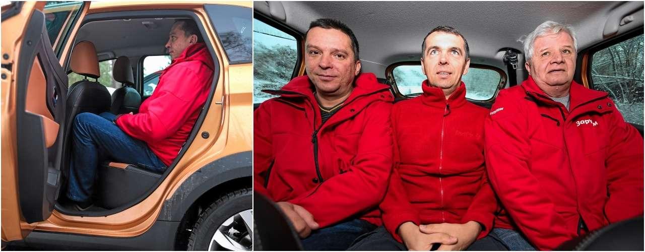 Лада XRAY Cross, Ford Ecosport иCreta: тест кроссоверов— фото 944660