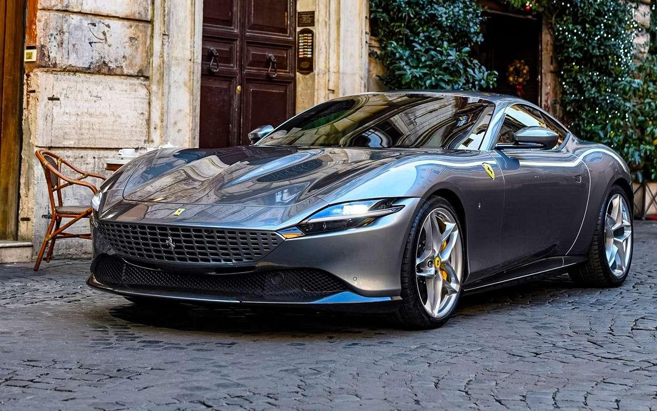 16, 17,5, 19,4 миллиона— новинки Ferrari вРоссии— фото 1205140