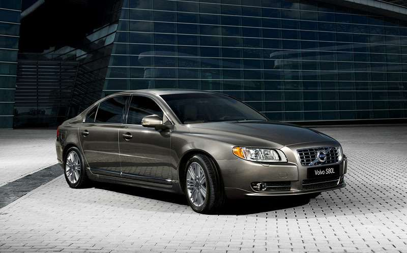 no copyright Volvo S80L