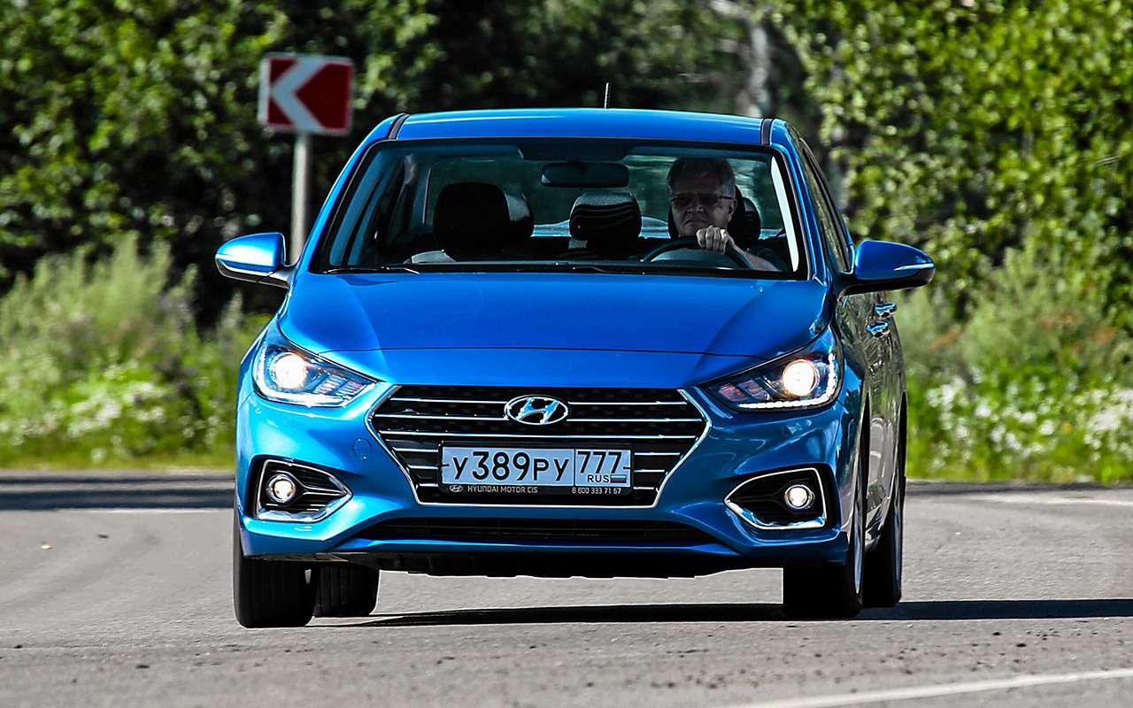 3 авто С-класса спробегом, которые дешевле икруче, чем новый Hyundai Solaris— фото 873514