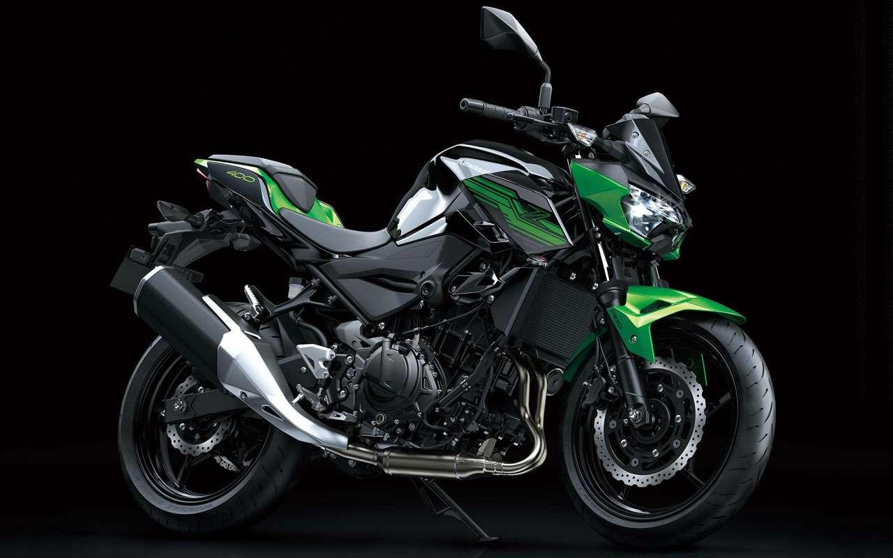 За500 тысяч именьше: 8новых мотоциклов— фото 1120378