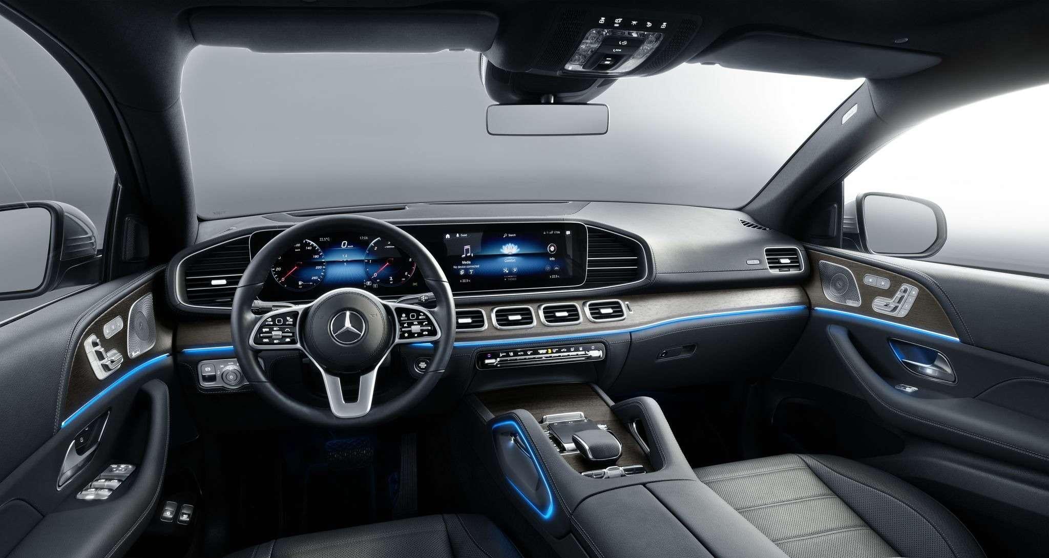 Mercedes-Benz превратил новый GLE вкупе— фото 994389