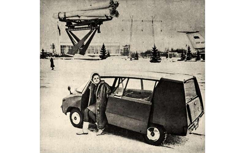 Всяправда офантазиях: авангардные проекты автопрома СССР