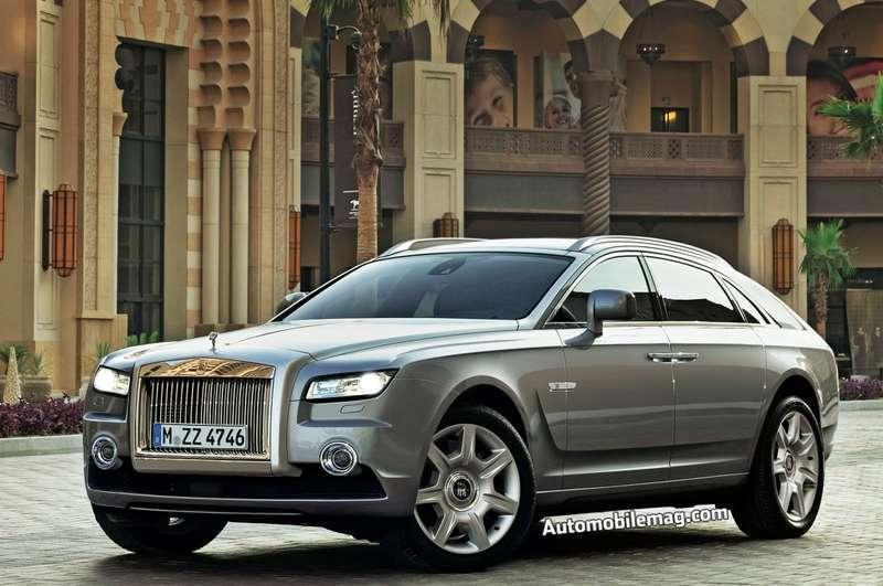 nocopyright Rolls Royce