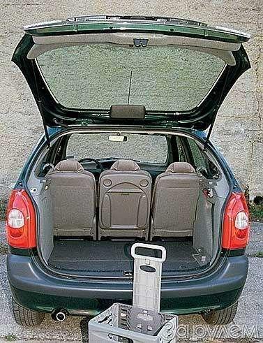 Тест Citroen Xsara Picasso, Mitsubishi Space Star, Mazda Premacy, Renault Scenic. Семейный квартет.— фото 20425