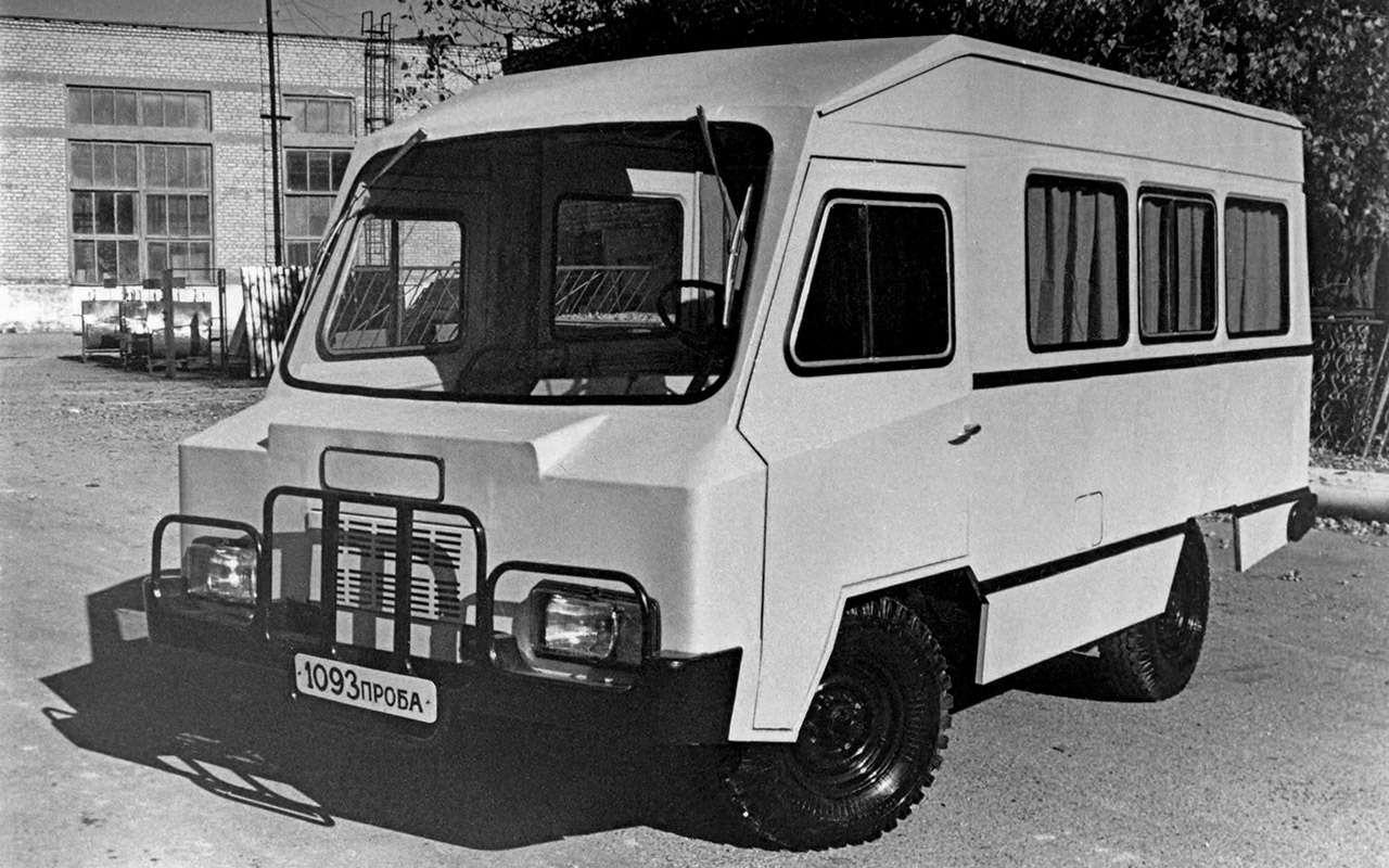 Вкус «буханки»: полная история УАЗ-450— фото 1269697