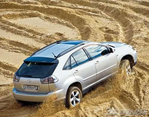 Lexus rx300, volkswagen touareg v63,2— фото 37951