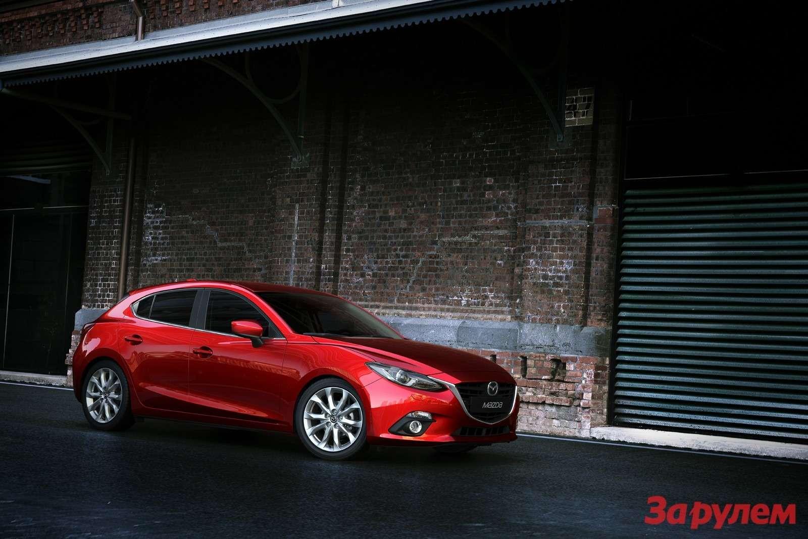 Mazda3 Hatchback 2013 still 02copy