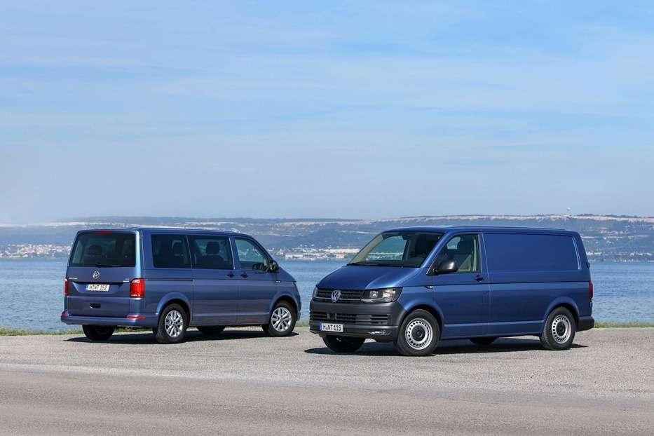 Volkswagen Multivan and Transporter T6