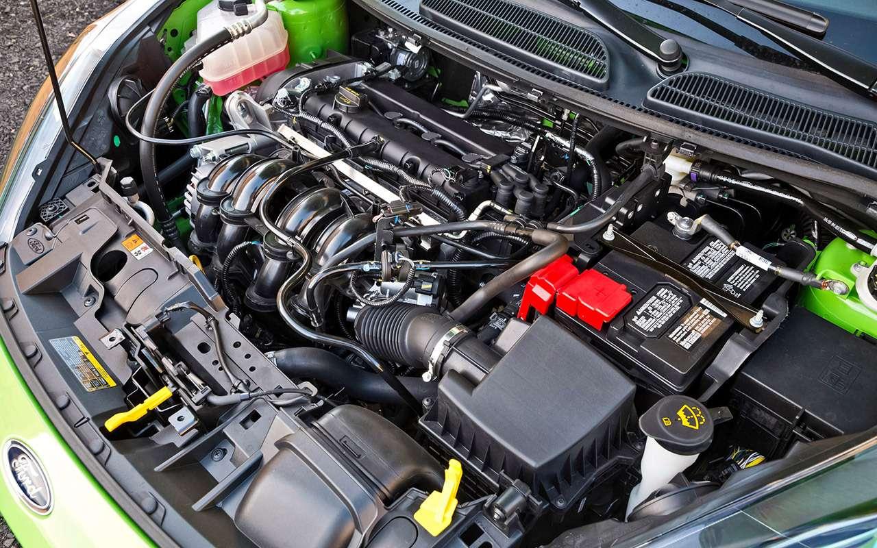 Ford Fiesta: полный список неисправностей— фото 941929