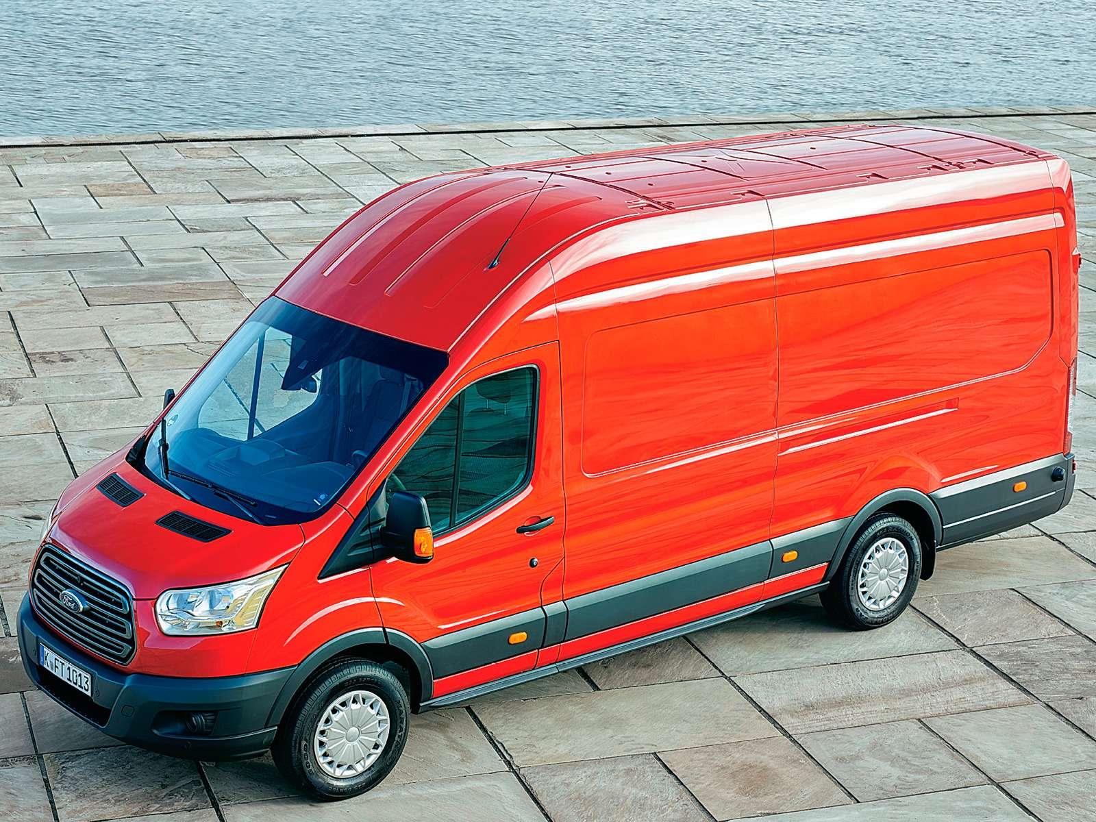 Ford Transit: хозяйским взглядом— фото 264671