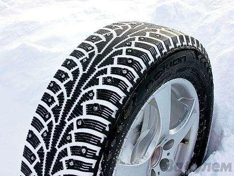 Спецтест: шины M+S, шиповки илипучки. Холодный расчет— фото 90703