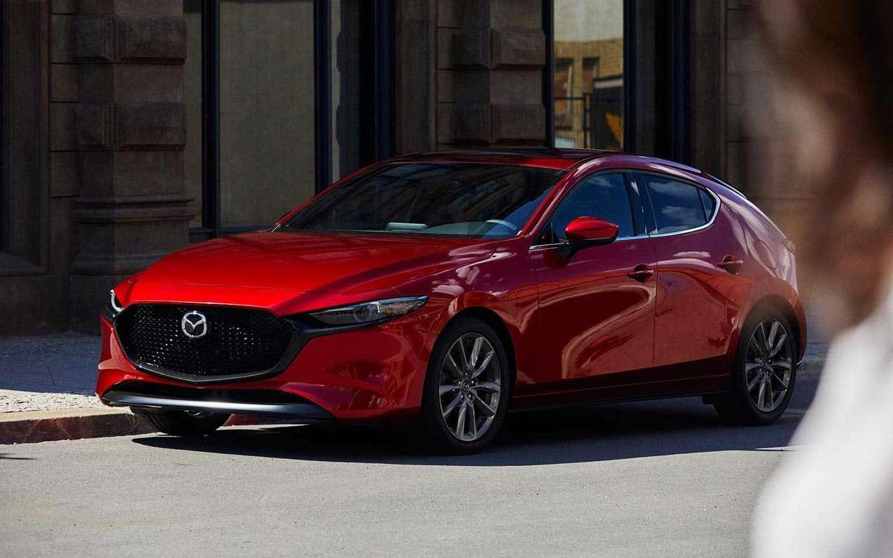 Новая Mazda 3: изменилось всё!— фото 926879