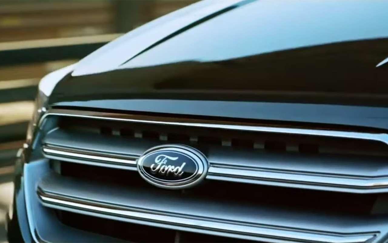 Ford Kuga— дляпенсионеров идачников? Нуужнет!— фото 935208