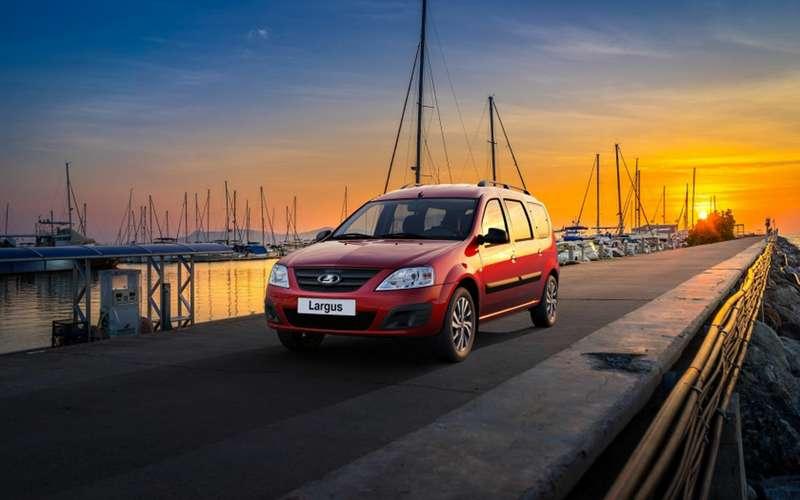 Три модели Lada получат особые версии #Club