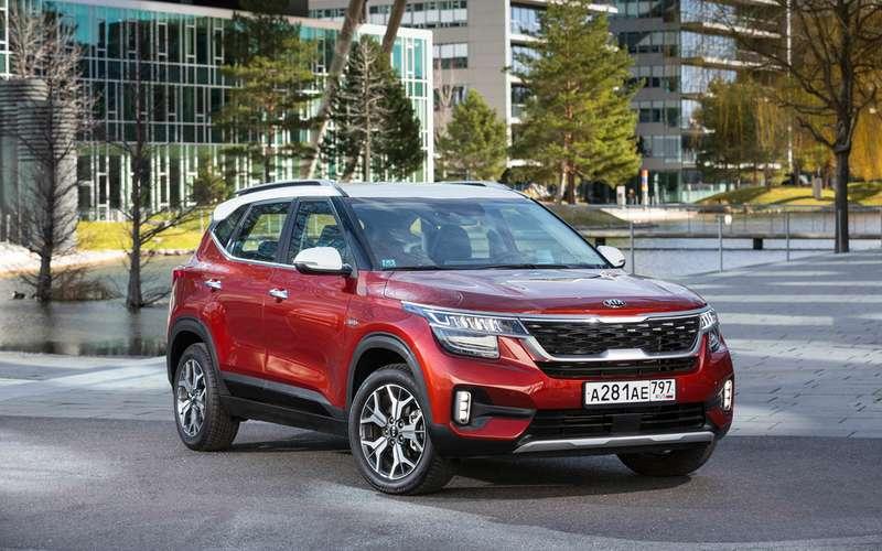 Новый Kia Seltos— начались продажи вРоссии
